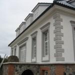 Fassaadi dekoratiivdetaili- ja krohvitööd. Majutusasutus Suurekivi Mõis, 2010 a. 34