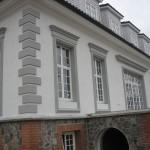 Fassaadi dekoratiivdetaili- ja krohvitööd. Majutusasutus Suurekivi Mõis, 2010 a. 38