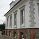 Fassaadi dekoratiivdetaili- ja krohvitööd. Majutusasutus Suurekivi Mõis, 2010 a. 39