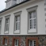 Fassaadi dekoratiivdetaili- ja krohvitööd. Majutusasutus Suurekivi Mõis, 2010 a. 40