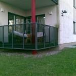 Fassaadi värvimistööd ja rõdupiirete renoveerimine. Tallinn Lükati tee 2a, 2010 a. 8