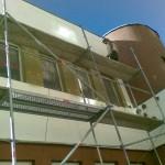 Kõik fassaaditööd raamatukoguhoones, Tallinn Sõle tn. 47b, 2008 a. 13