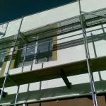 Kõik fassaaditööd raamatukoguhoones, Tallinn Sõle tn. 47b, 2008 a. 16