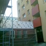Kõik fassaaditööd raamatukoguhoones, Tallinn Sõle tn. 47b, 2008 a. 19