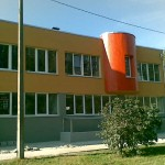 Kõik fassaaditööd raamatukoguhoones, Tallinn Sõle tn. 47b, 2008 a. 2