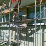 Kõik fassaaditööd raamatukoguhoones, Tallinn Sõle tn. 47b, 2008 a. 22