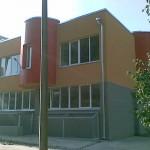 Kõik fassaaditööd raamatukoguhoones, Tallinn Sõle tn. 47b, 2008 a. 4