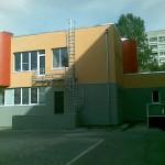 Kõik fassaaditööd raamatukoguhoones, Tallinn Sõle tn. 47b, 2008 a. 5