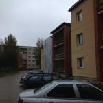 Korterelamu soojustuskrohv Olevi 33, Võru 2012 a. 4