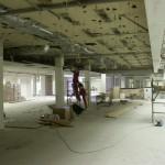 Maalritööd Tallinna Kaubamajas 6