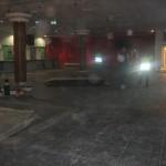 Plaatimistööd Solarise keskuse teatriosa peatrepil,fuajees ja teatribaaris, Tallinn 2009 a. 3