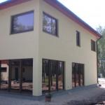 Eramaja soojustus- ja krohvitööd Peetri küla, 2007 a. 3