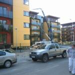 Korterelamu siseviimistlustööd: maalri- ja plaatimistööd. Tallinn Helme tn. 7, 2009 a. 25